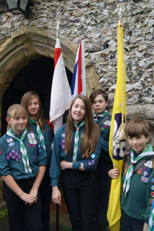 An equal opportunities Scout Group!