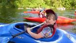 2017 - June 29th - Kayaking at Mote Park 20 June 2